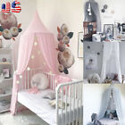 Mosquito Net Bed Home Bedding Chiffon Canopy Bedcover Elegant Netting Princess image