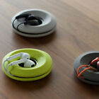Magnetic Earphone Earbud Headphone Cable Cord Winder Organizer Holder Lovely