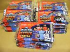 75 SEALED PACKETS  2016/17  MATCH ATTAX EXTRA cards (9 cards per pack)