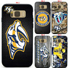 Nashville Predators PC Hard TPU Rubber Hybrid Phone Case Cover For Samsung $4.99 USD on eBay
