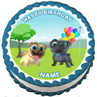 PUPPY DOG PALS Edible Cake topper image design