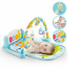 5 In 1 Multifunctional Baby Infant Activity Gym Play Mat Musical Hanging Toys US