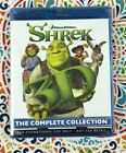 Shrek 3D The Complete Collection PROMOTIONAL Blu-Ray Set **FACTORY SEALED**