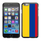 Hard Phone Case Cover Skin For Apple iPhone colombia National Flag