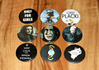 Button Badge Pin Set Collection Custom Video Games Tv Shows etc Lubie placki