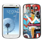 Hard Phone Case Cover Skin For Samsung Graffiti on door old