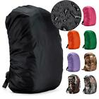 Portable Ultralight Waterproof Backpack Cover Adjustable Bag Protective LM 02