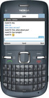 Cheap New Nokia C3-00 Unlocked Mobile Wifi Qwerty Keypad Camera Original Phone