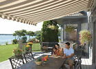 SunSetter Motorized Retractable Awning, 16 ft. XL, Acrylic Fabric, Deck & Patio