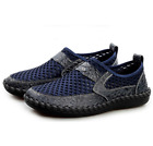 New Summer Mens Casual Shoes Men Air Mesh Shoes Man Slip on Shoes Big Size lot