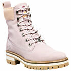 Timberland Women's Nature Needs Heroes Courmayeur Valley Boots Pink Style A2338