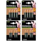 Duracell Rechargeable Batteries AA AAA Ultra/ Plus NiMH Duralock Pre Stay Charge <br/> USE XBOX , PS3 ,ETC * AA or AAA * 2500 1300 900 750 mAh