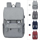 Women Backpack Large Capacity Multifunctional Casual USB Charge Bags