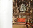 postcard Yorkshire York Minster High Alter    unposted Pitkin