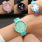 Fashion Silicone Quartz Wrist Watch Women Wristwatch Casual Sport Watches Gift image