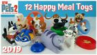 McDonald's Russia Toy Happy Meal 2019 The Secret Life of Pets 2 Choose your hero