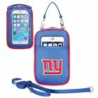 NFL Women's Crossbody Bag Quilt-Embroidered Logo-Fits All phones- by Little Eart $35.99 USD on eBay