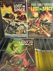 SPACE FAMILY ROBINSON LOST IN SPACE LOT,25, 26, 27 Gold Key Silver Age comic