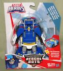 CHASE POLICE-BOT CAR Playskool Heroes Transformers Rescue Bots 2018 B3487/A7024