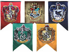Harry Potter Hogwarts School House Banner Gryffindor, Slytherin, Ravenclaw Flag