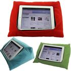'New Portable Tablet Cushion Pillow Ipad Stand Fits 9.4 Wide Tablets Cover Case