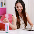 USB Car Humidifier Air Filter Freshener 7 Color Mood Light For Home/Office/Car