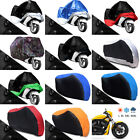 Motorcycle Motorbike Bicycle Scooter Waterproof Dust Protector Snow Rain Cover