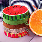 3dprint Seat Pads Round Chair Cushions Funny Fruit Garden Dining Kitchen Outdoor