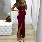 Women Maternity Summer Maxi Long Dress Party Evening Pregnancy Photography Props