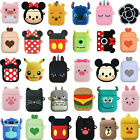 Cute Cartoon Earphone Protective Silicone Cover For Apple Airpods Charging Case $5.32  on eBay