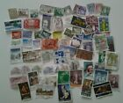 Small Collection of 75 Postage Stamps from Ireland, Used.