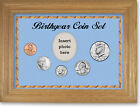 Framed Birth Year Coin Gift Set For Boys, 2019