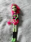 Mknster High Doll Venus McFlytrap Ghouls Night Out With Extra Bag