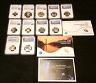 First Release 2019 S 11 coin proof set NGC Certified ▪ complete set ~ lot D