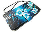 """Wallet Cover Phone Case for Coolpad Legacy 6.36 """"/T-Mobile Alchemy CP3705A"""