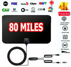 Amplified HD TV Antenna Free Channels Cut Cable Live Wave Livewave Style HDTV