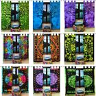 Indian Curtains Hippie Mandala Tapestry Wall Hanging Bohemian Window Valance Art