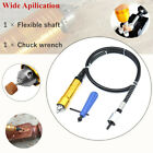 Hand Carving Shaft Power Tool Electric Grinder Drill Handle Woodworking Cutting