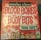 HORRIBLE SCIENCE BLOOD BONES AND BODY PARTS NEW SEALED