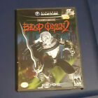 Blood Omen 2 (Nintendo GameCube, 2002) Complete with Manual! Legacy of Kain!
