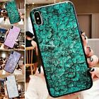 Bling Gold Foil Burst Texture TPU Bumper and Epoxy Back Case Cover For iPhone XR