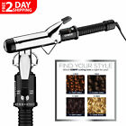Professional Instant Heat Curling Iron Women Styling Beauty Hair Non-Slip Curler