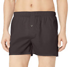 Hanro of Switzerland Men's ASSORTED Fancy Woven Cotton Button Fly Boxers NIB!