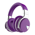 COWIN E7 Active Noise Cancelling Wireless Bluetooth Headphones with Microphone