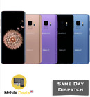 Samsung Galaxy S9 64GB & 128GB LTE 4G Unlocked Android Smartphone 3 Colours