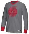 adidas Portland Trail Blazers Xmas Limited Player Warm-Up Shooting Top shirt men on eBay