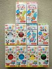 Diso Clay 10 set Rice Clay Safe material rice dough DIY From JP Free shipping