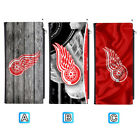 Detroit Red Wings Leather Women Wallet Clutch Purse Thin Bifold Handbag $13.99 USD on eBay