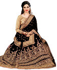 Indian Saree Heavy work Designer Bridal party wear wedding women's with Blouse
