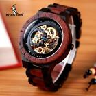 BOBO BIRD Wooden Mechanical Men Watches Top Brand Luxury Timepieces image